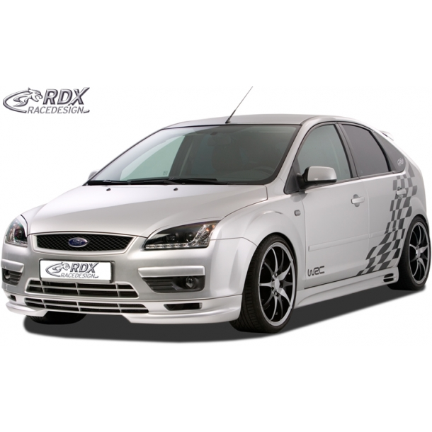 Front Spoiler FORD Focus 2