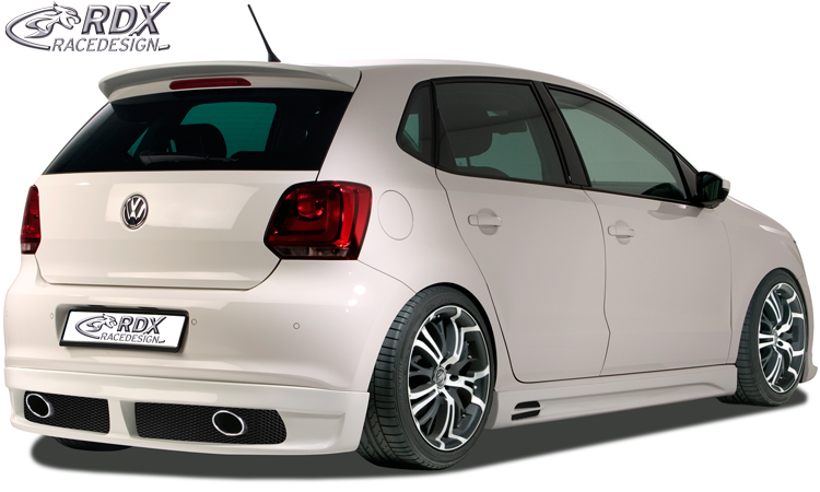 bag kofanger forl nger vw polo 6r bodykits styling. Black Bedroom Furniture Sets. Home Design Ideas