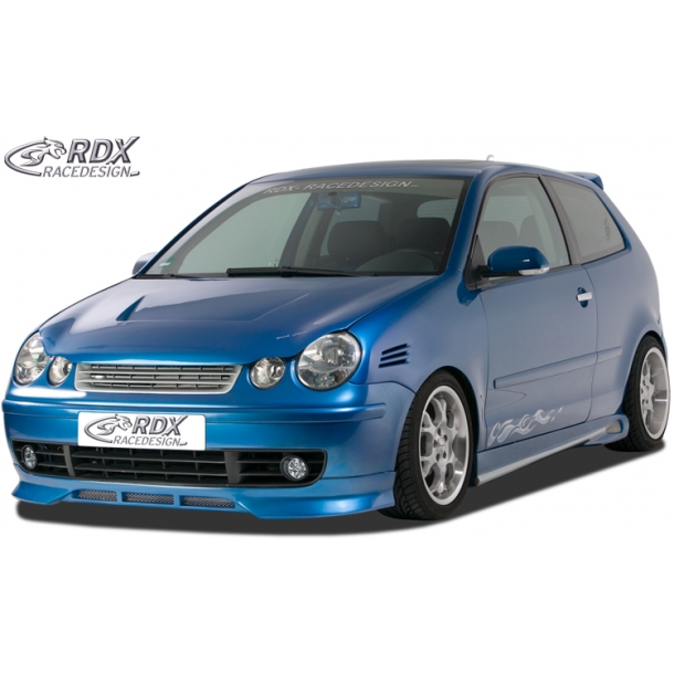 front spoiler vw polo 9n bodykits styling ctstyling aps. Black Bedroom Furniture Sets. Home Design Ideas