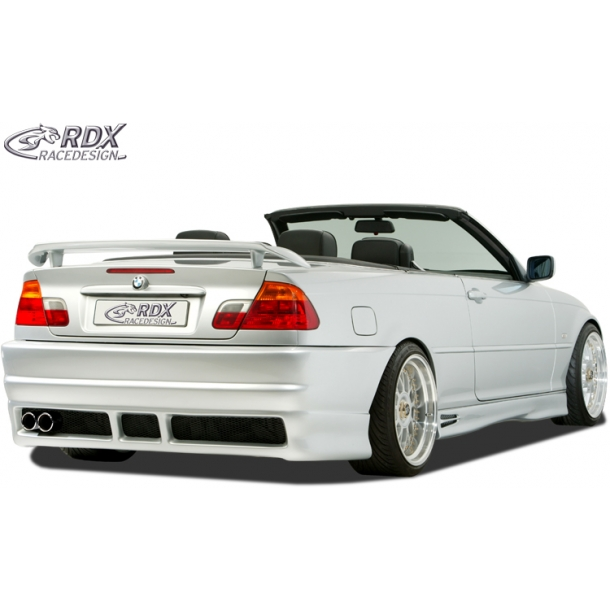 Bag kofanger BMW 3-serie E46