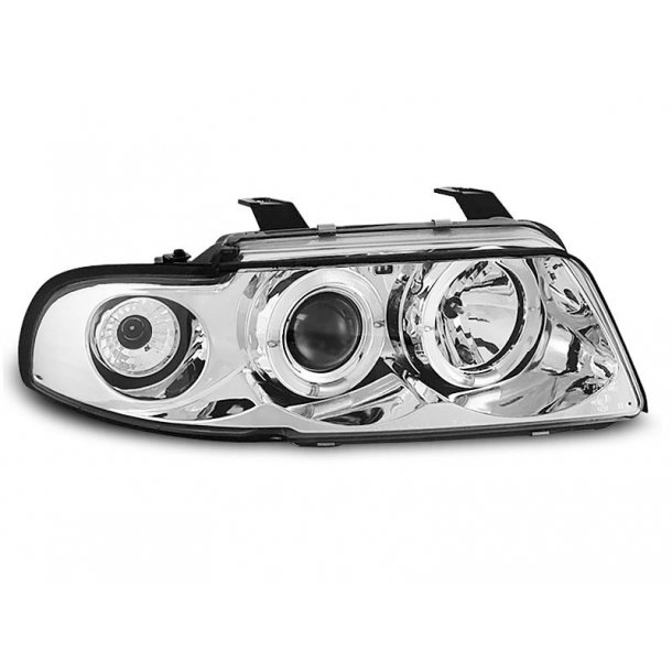 AUDI A4 11.94-12.98 ANGEL EYES CHROME