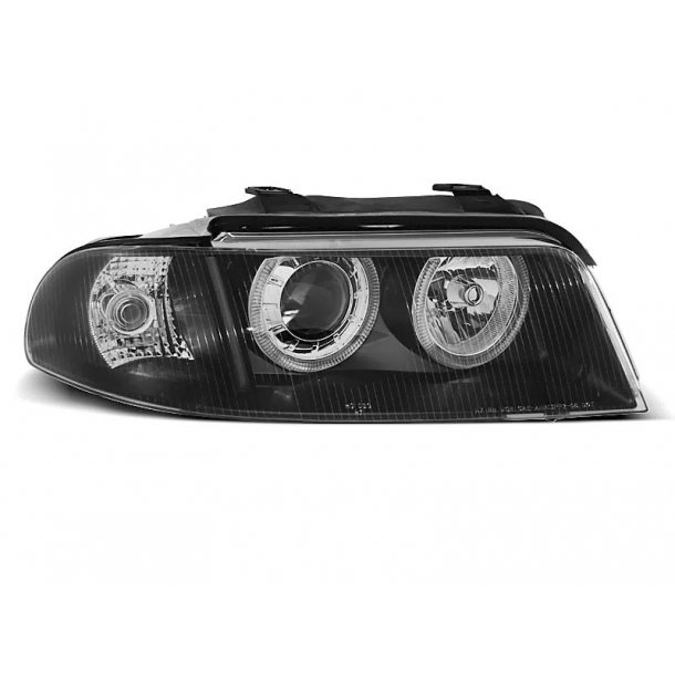 AUDI A4 01.1999-09.2000 ANGEL EYES BLACK