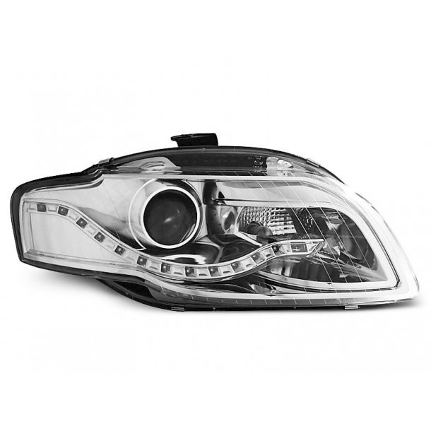 AUDI A4 B7 11.04-03.08 DAYLIGHT CHROME