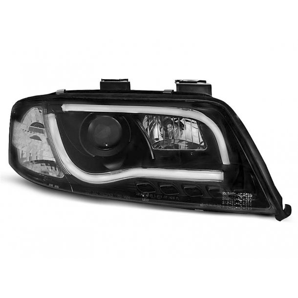 AUDI A6 06.01-05.04 LED TUBE LIGHTS BLACK