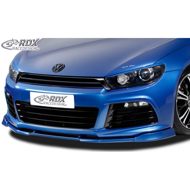 front spoiler vario x vw scirocco r bodykits styling. Black Bedroom Furniture Sets. Home Design Ideas