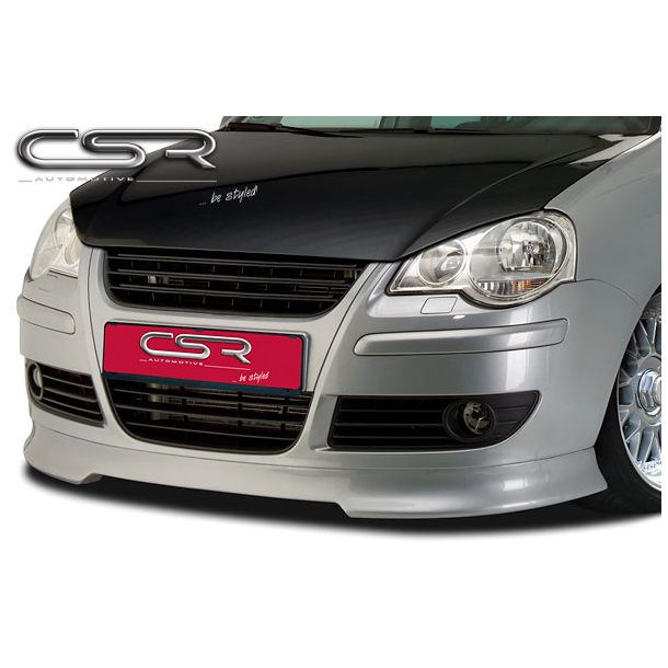 vw polo 4 9n3 frontspoiler bodykits styling. Black Bedroom Furniture Sets. Home Design Ideas