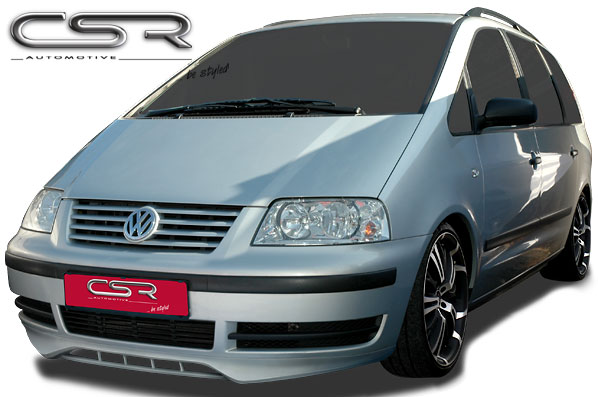 vw sharan 7m frontspoiler 2 bodykits styling. Black Bedroom Furniture Sets. Home Design Ideas