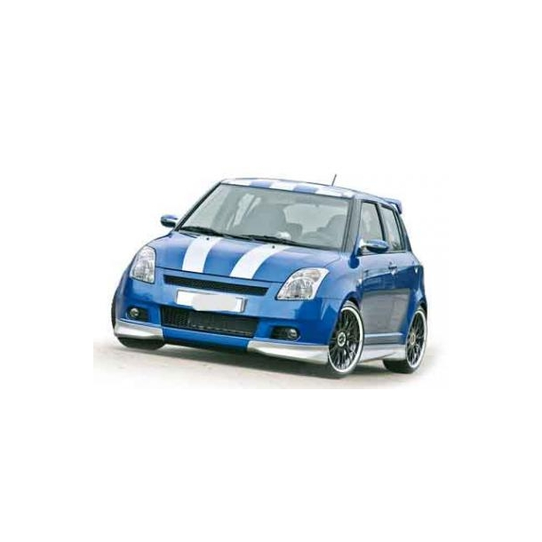 Frontspoiler Suzuki Swift 2005-