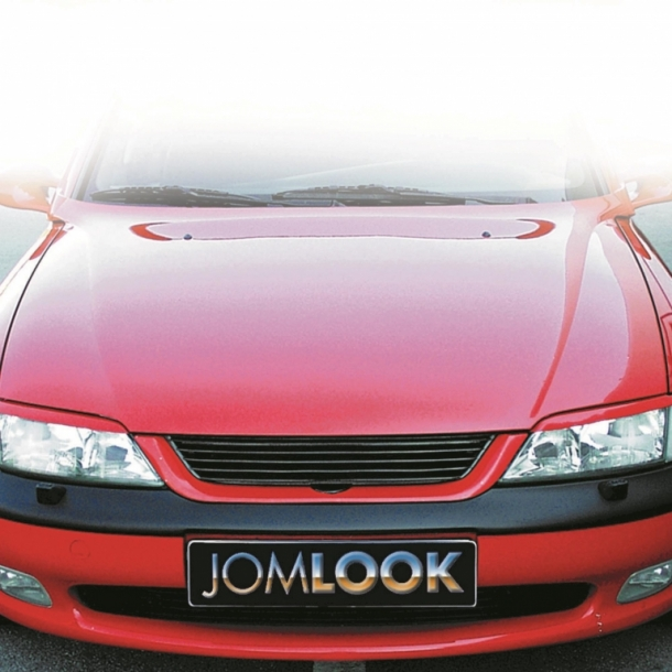 Front Grill Opel Vectra B - sort