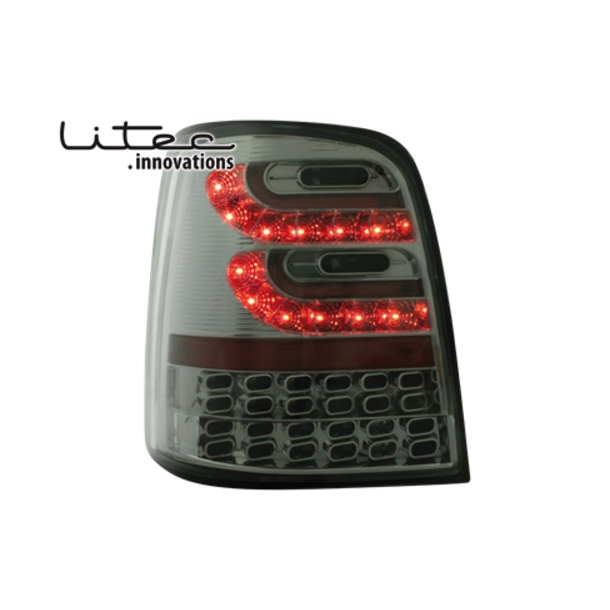 LITEC LED Baglygter VW TOURAN 2003+ smoke