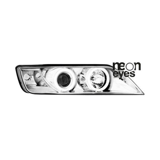 Angel eyes forlygter BMW Z3 95-02 CHROME
