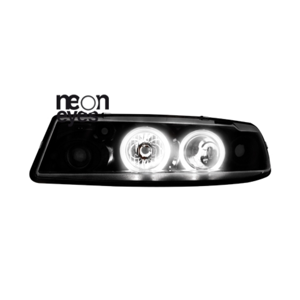 Angel Eyes Forlygter OPEL CALIBRA 90-97 BLACK